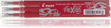 pilot Pilot Erasable Ink Refill For Frixion Ball Or Clicker Red 075300302 - AD01