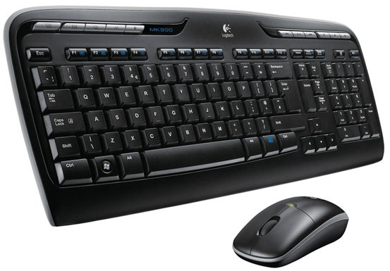 Logitech Wireless Combo Mk330 920-003986 - NA01