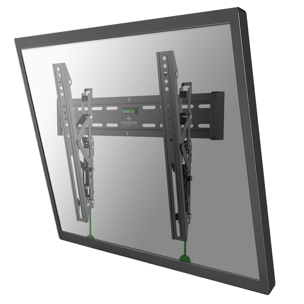 "NewStar NM-W365 - Wall Mount For LCD / Plasma Panel - Black - Screen Size: 37"" - 65"" NM-W365BLACK - C2000"
