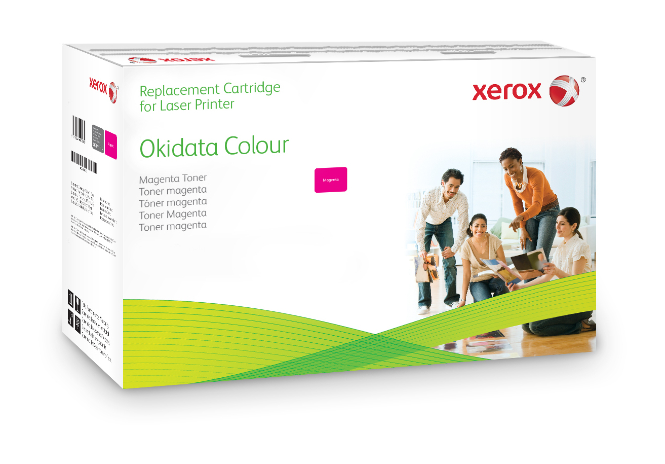 Xer006r03187   Xerox 006r03187 Magenta Toner  Replacement Cartridge                                        - UF01
