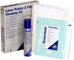 Aflfc000       Af Laser & Fax Cleaning Kit    Plain Paper Fax And Laser                                    - UF01