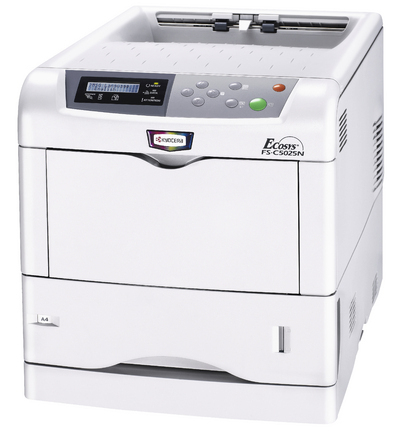 Kyocera FS-C5025dn Network Printer FS-C5025DN - Refurbished