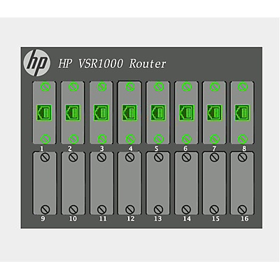 Hp Vsr1001 Virtual Services Router E Jg811aae - WC01