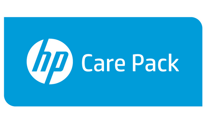 Hp 3y 6hctr 24x7 10u Msl Proact Care U3y26e - WC01
