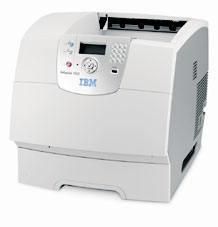 IBM Infoprint 1552 IP1552 Network printer 39V0088 - Refurbished