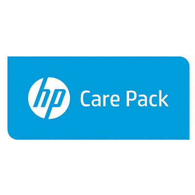 Hp 1y Pw Cdmr Stor 4 Bayrack Fc Svc U3at4pe - WC01