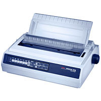 Oki Microline ML3410 Dot Matrix Printer 00035212 - Refurbished