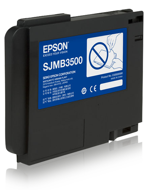 Epson - Pos Sd Label Consumables Maintenance Box                     For Tmc3500                         C33s020580