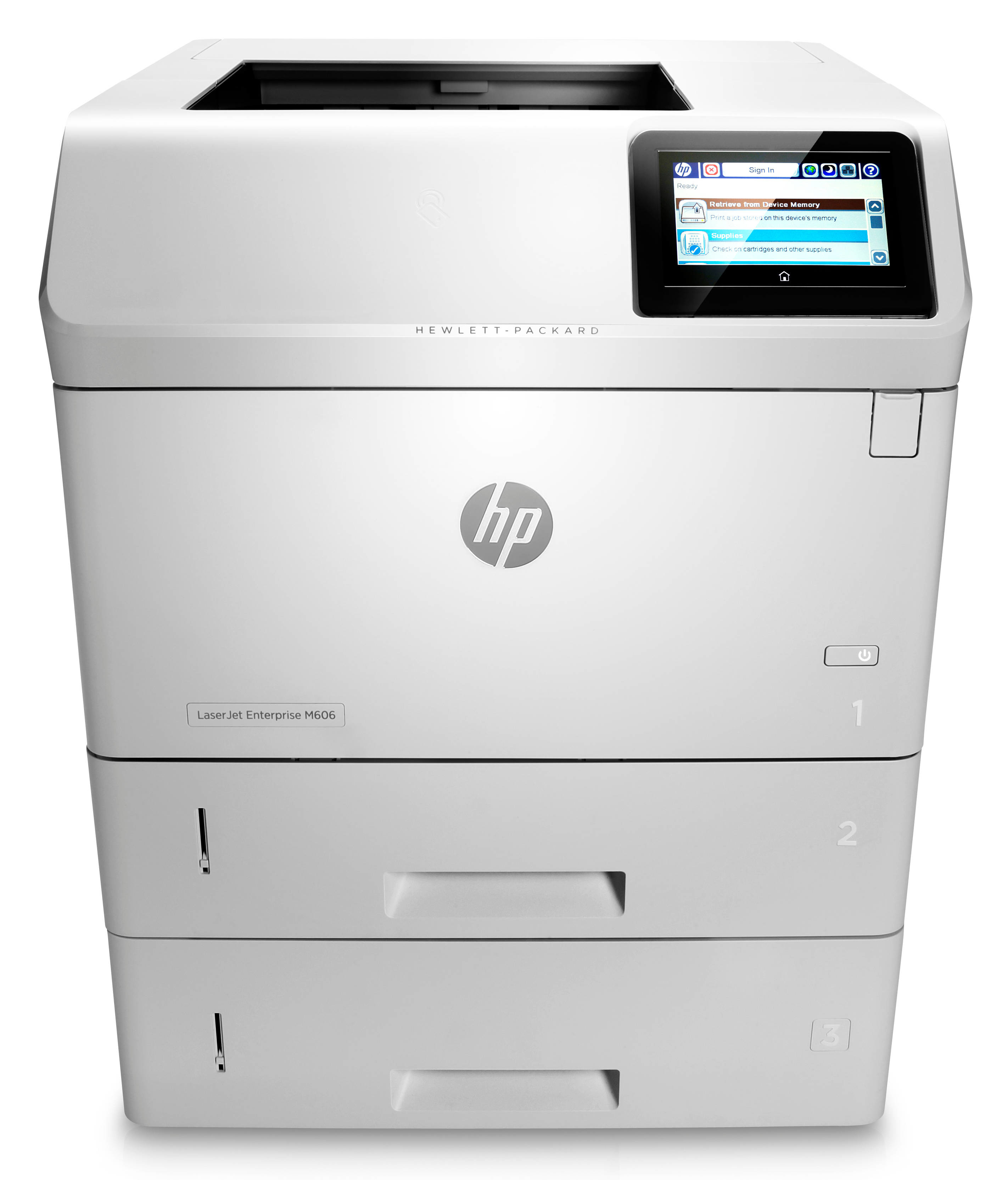 HP LaserJet Enterprise M606x multifunctional Colour Laser Printer E6B73A - Refurbished