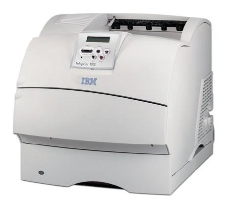 IBM Infoprint 1372 IP1372 Network printer 75P4600 - Refurbished
