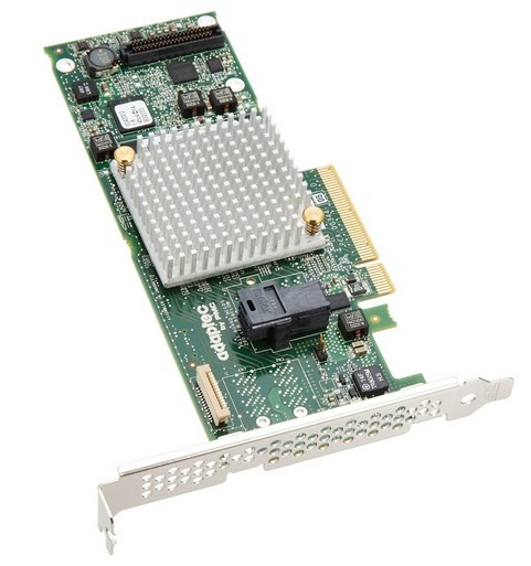 Adaptec By Pmc - Raid            Raid 8405 Sgl/256 Sata/sas          Controller 4-port Intern         In 2277600-r