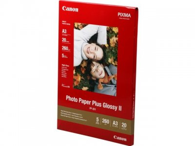 Can22524       Canon Pp-201 A3 20sheets       Photo Paper                                                  - UF01