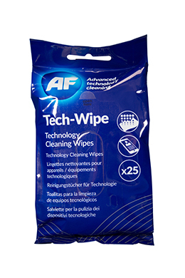 Afmtw025p      Af Mobile Tech Wipes                                                                        - UF01