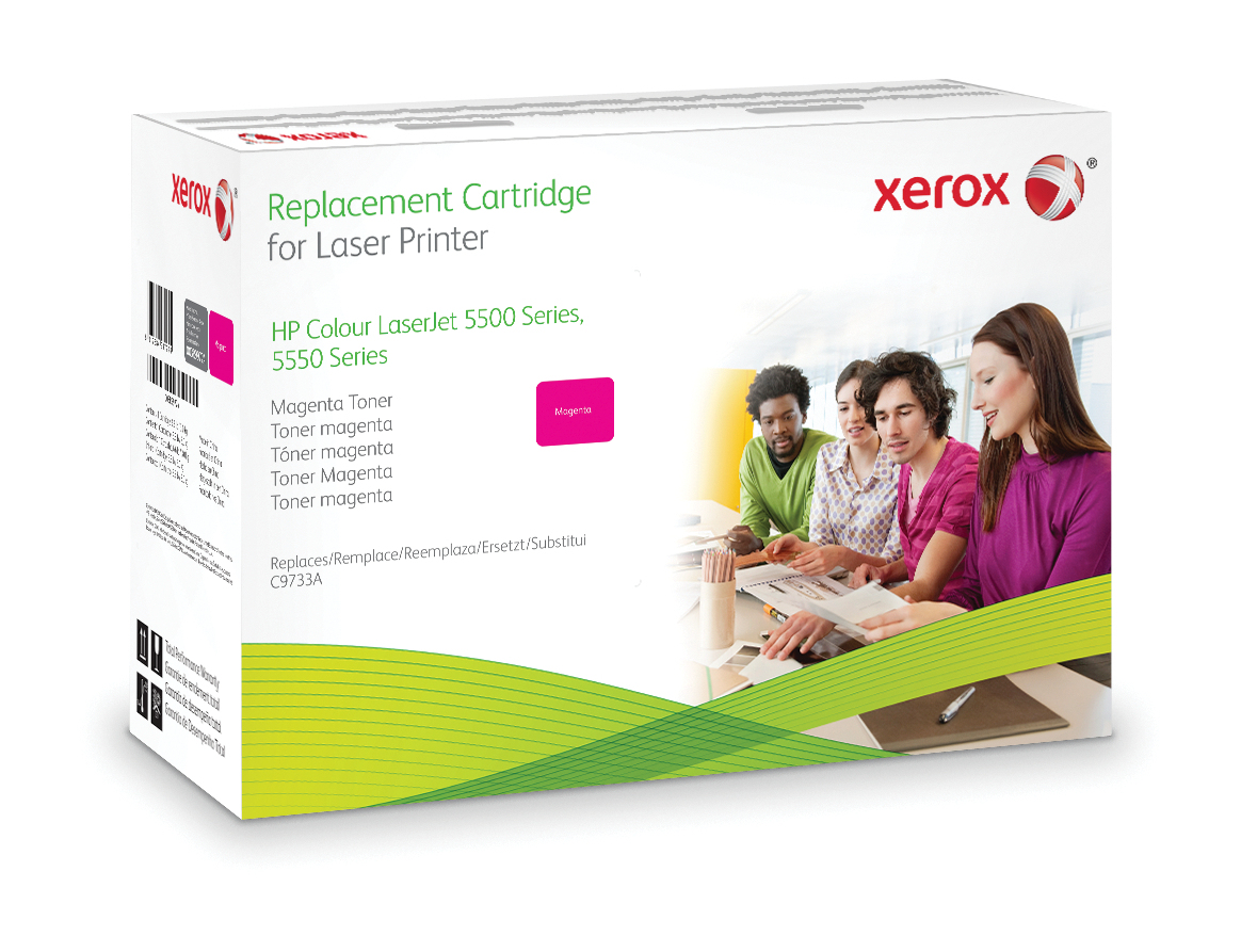 Xer003r99724   Xerox 003r99724 Magenta Toner  Replacement Cartridge                                        - UF01