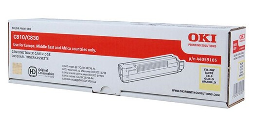 Toner Mc851-861 Magenta 7.3k 44059166 - WC01