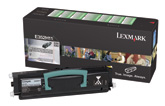 Lexe352h11e    Lexmark E35x Black Toner       Return Cartridge                                             - UF01