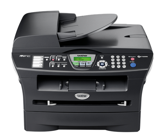 Brother MFC-7820n A4 Mono All-in-One Network Laser Printer MFC-7820N - Refurbished