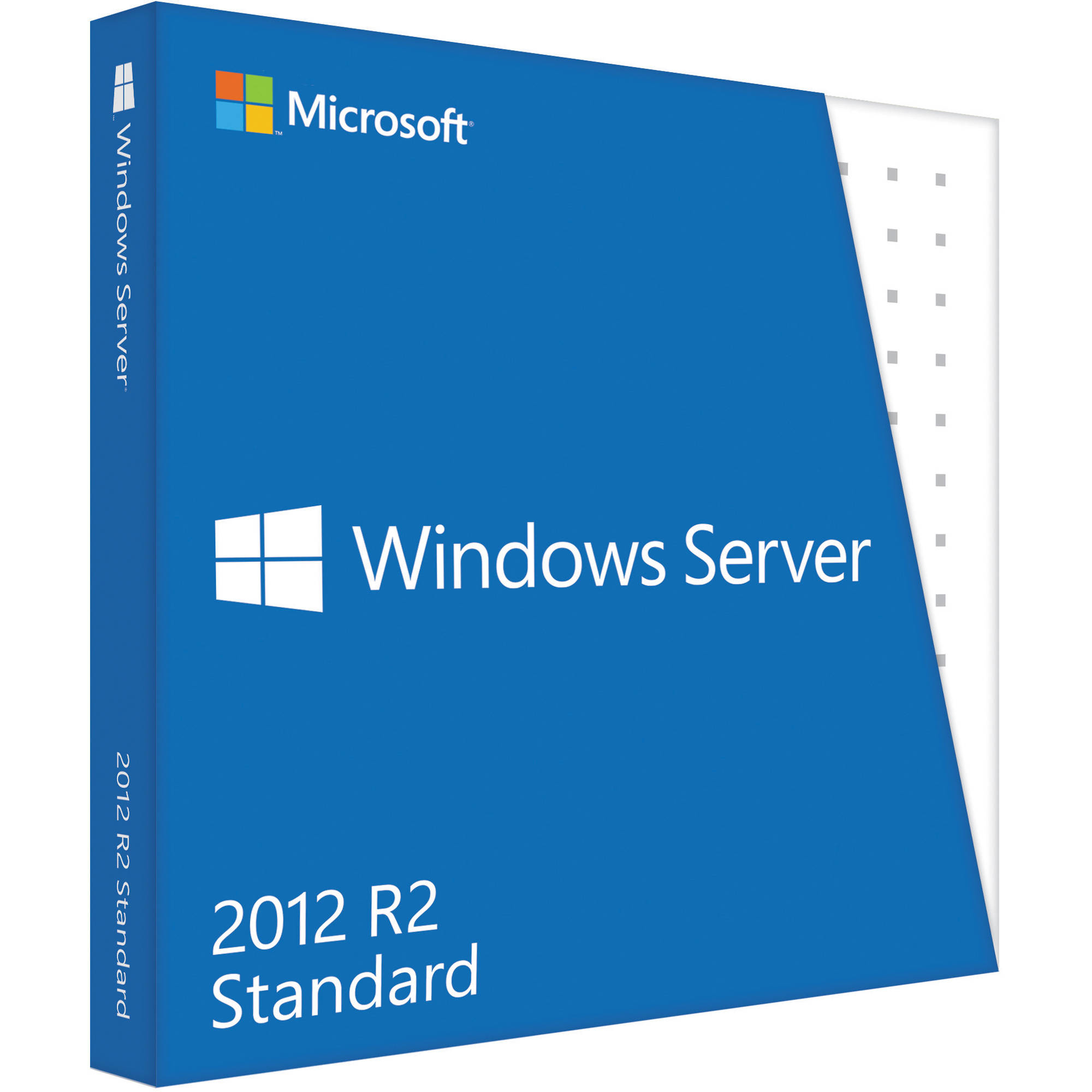 Win Svr Std 2012 R2 X64 1pk 2cpu/2vm P73-06165 - WC01