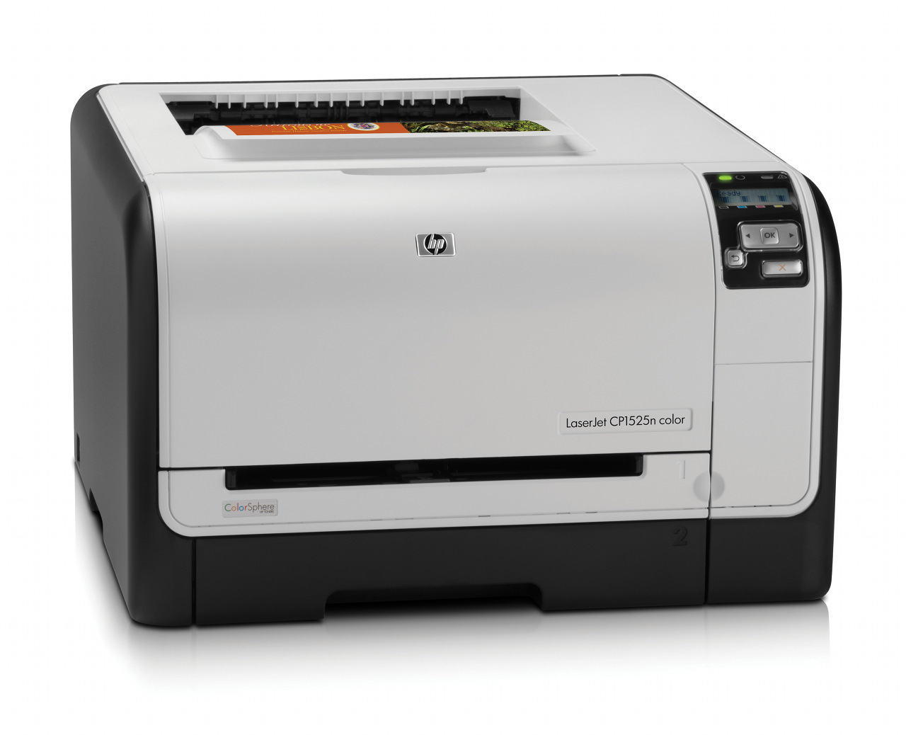 HP LaserJet CP1525n Colour Laser Printer CE874A - Refurbished