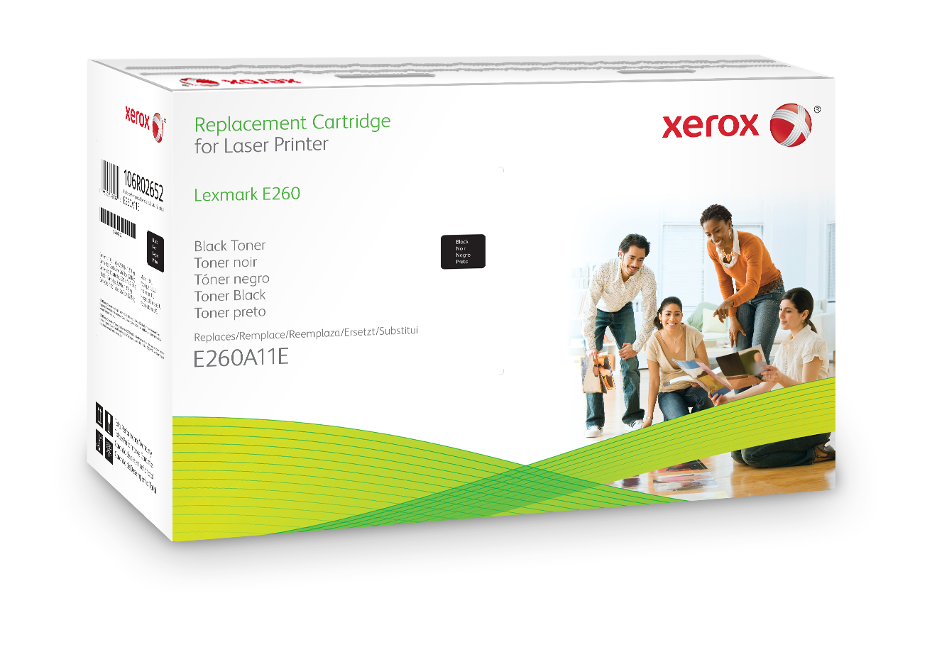 Xer106r02652   Xerox 106r02652 Toner          Replacement Cartridge                                        - UF01