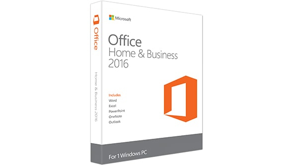T5d-02826 Microsoft Office Home And Business 2016 Licence English Medialess P2 - Ent01