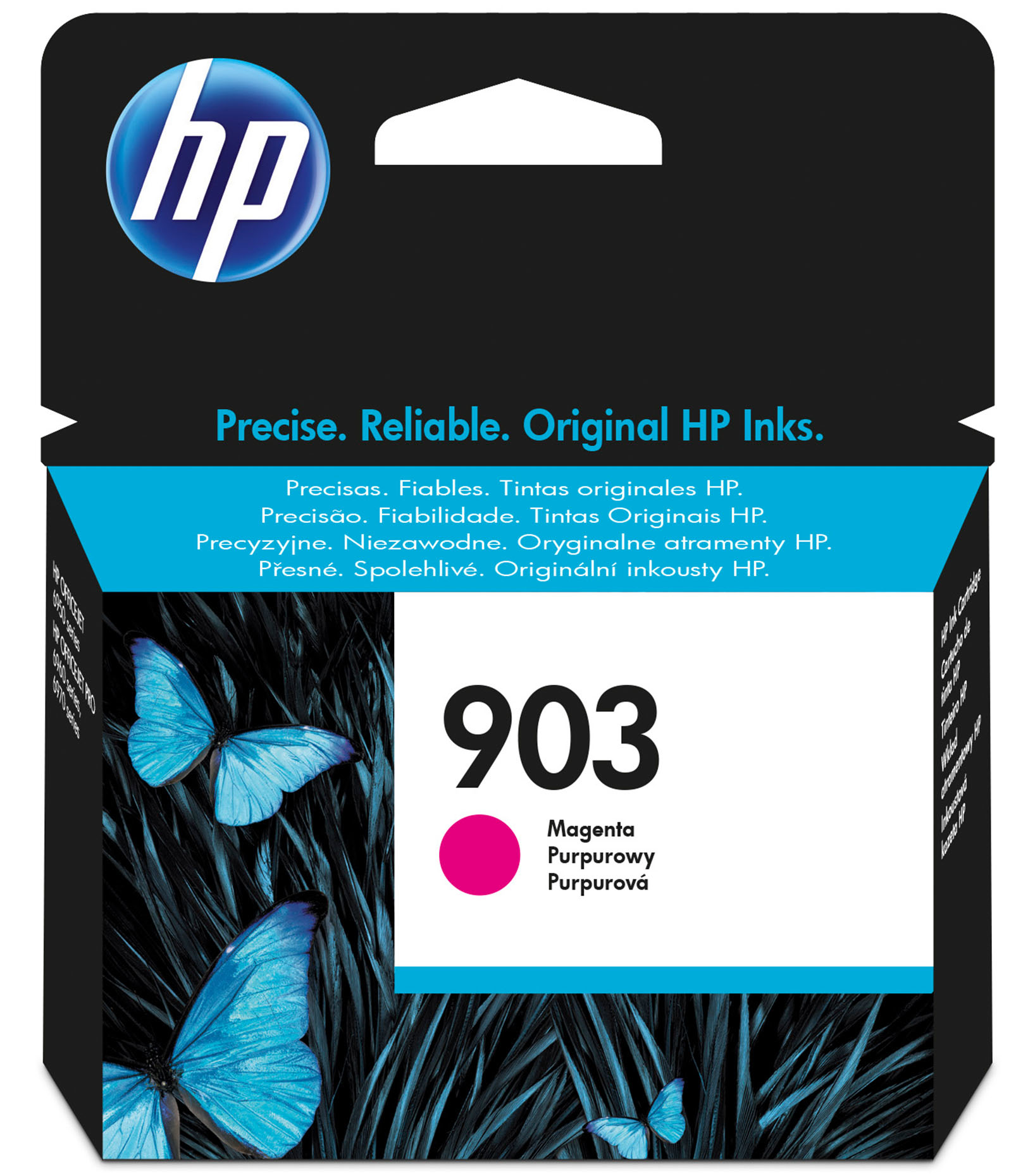 Hpt6l91ae      Hp 903 Magenta Ink Cartridge   Hp 903 Magenta Ink Cartridge                                 - UF01