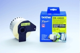 Brodkn55224    Brother Dkn55224 Paper 54mm    Non Adhesive Thick Paper Roll                                - UF01