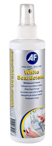 Afabcl250      Af White Boardclene Pumpsray 2 Emulsion Cleaner 250ml Pump                                  - UF01