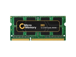 MicroMemory 8GB DDR3L 1600MHZ SO-DIMM module MMT2085/8GB - eet01