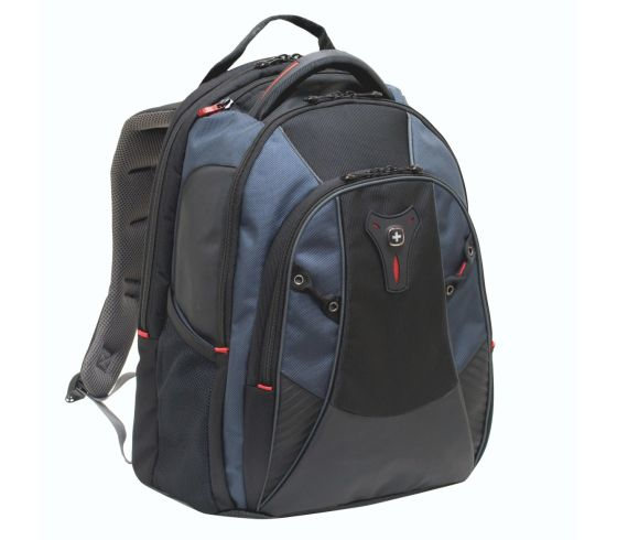 "Wenger Mythos 16"" Backpack - Blue 600632 - CMS01"