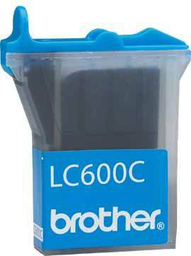 Compatible Brother (LC600C) Cyan Ink Cartridge LC600C - rem01