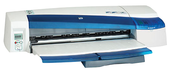 HP Designjet 120 (A2) Wide Format Printer C7791A - Refurbished