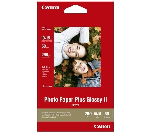Can22589       Canon Pp-201 4x6 50sheets      Photo Paper                                                  - UF01