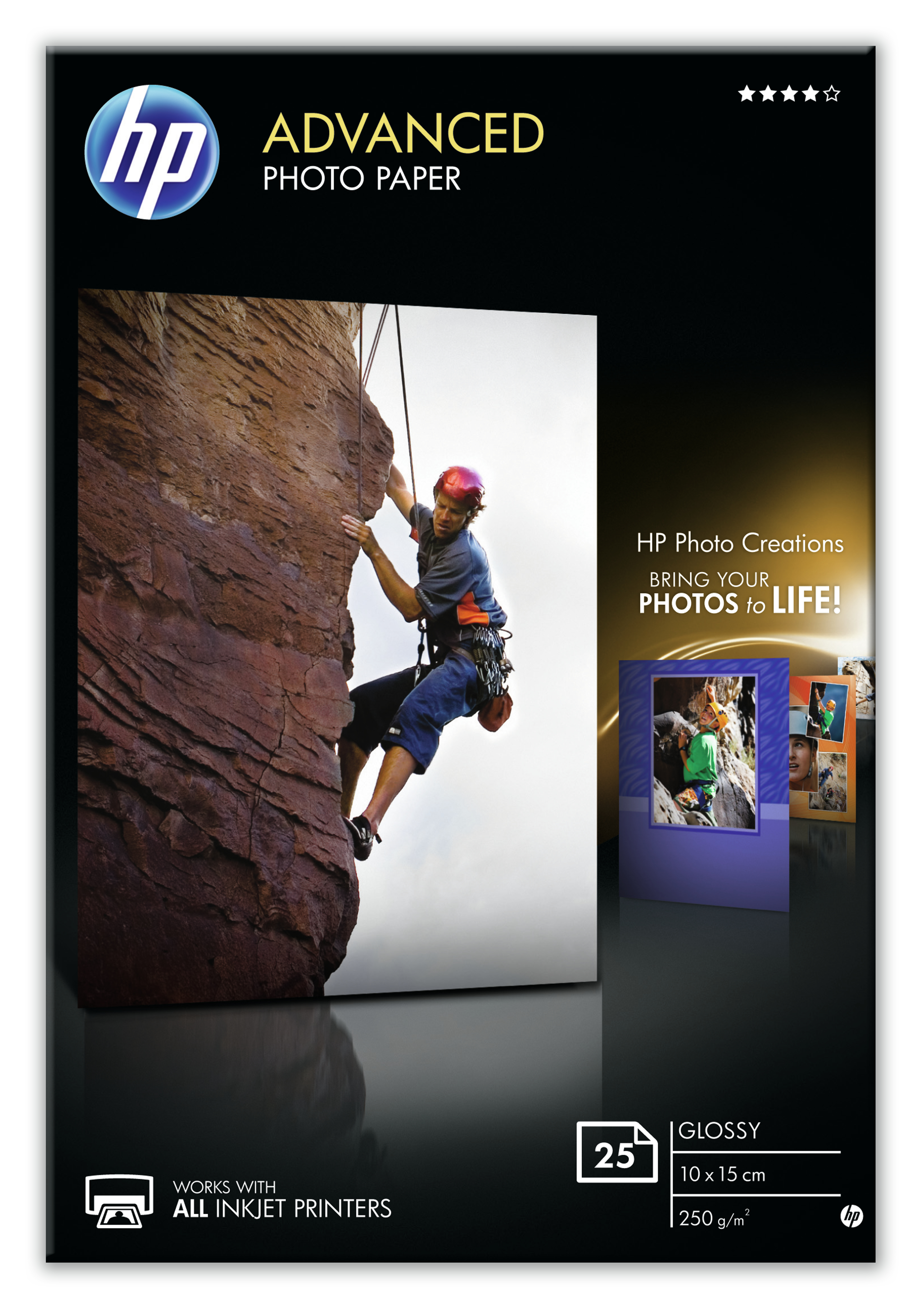Hpq8691a       Hp Advanced Glossy Photo Paper Hpq8691a                                                     - UF01