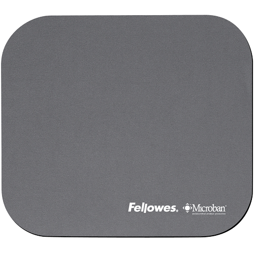 Fellowes Silver Mouse Pad 5934005 - WC01
