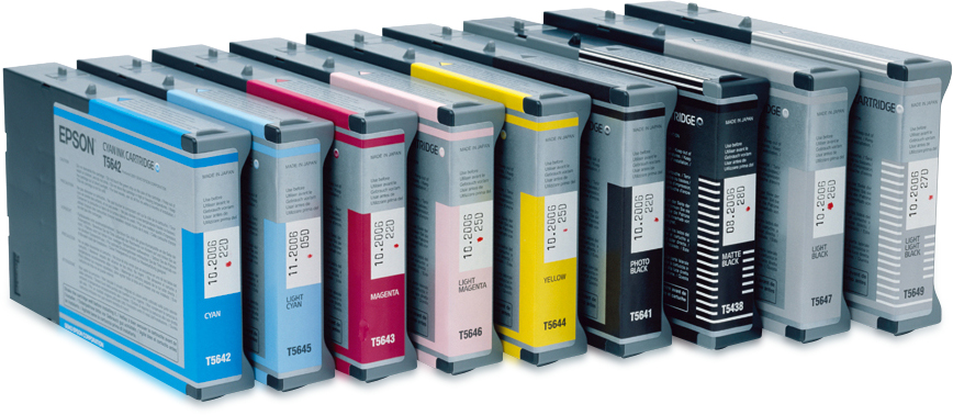 T6144 Yellow Ink Cartridge C13t614400 - WC01