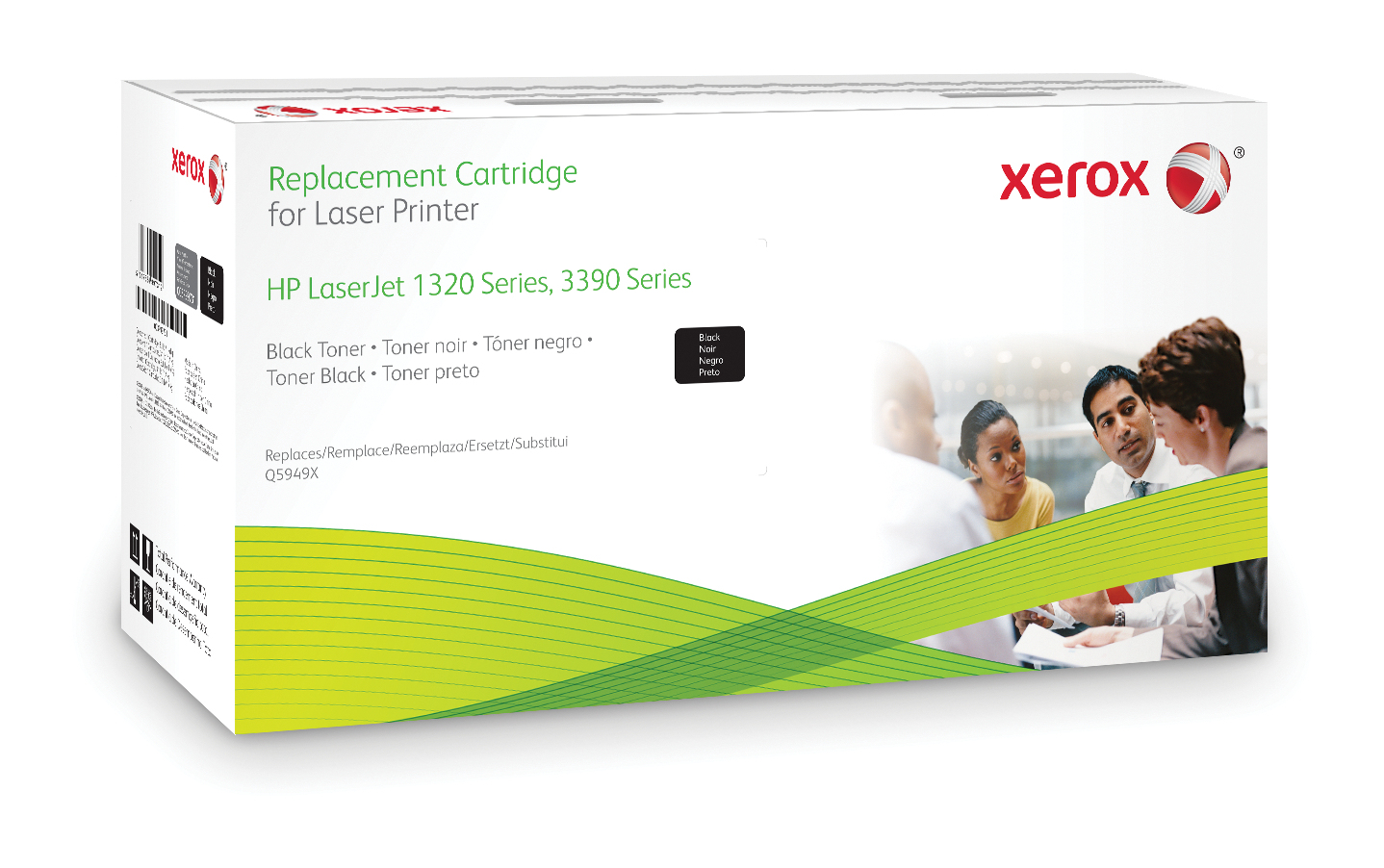 Xer003r99731   Xerox 003r99731 Black Toner    Replacement Cartridge                                        - UF01