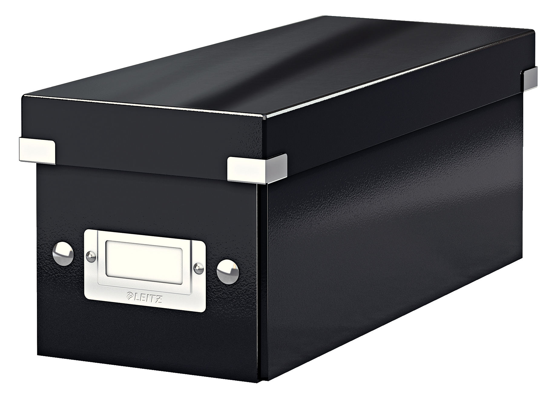 esselte Leitz Click & Store Cd Storage Box Black 60410095 - AD01