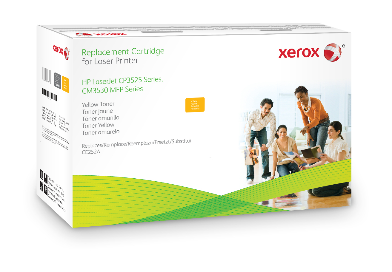 Xer106r01585   Xerox 106r01585 Yellow Toner   Replacement Cartridge                                        - UF01