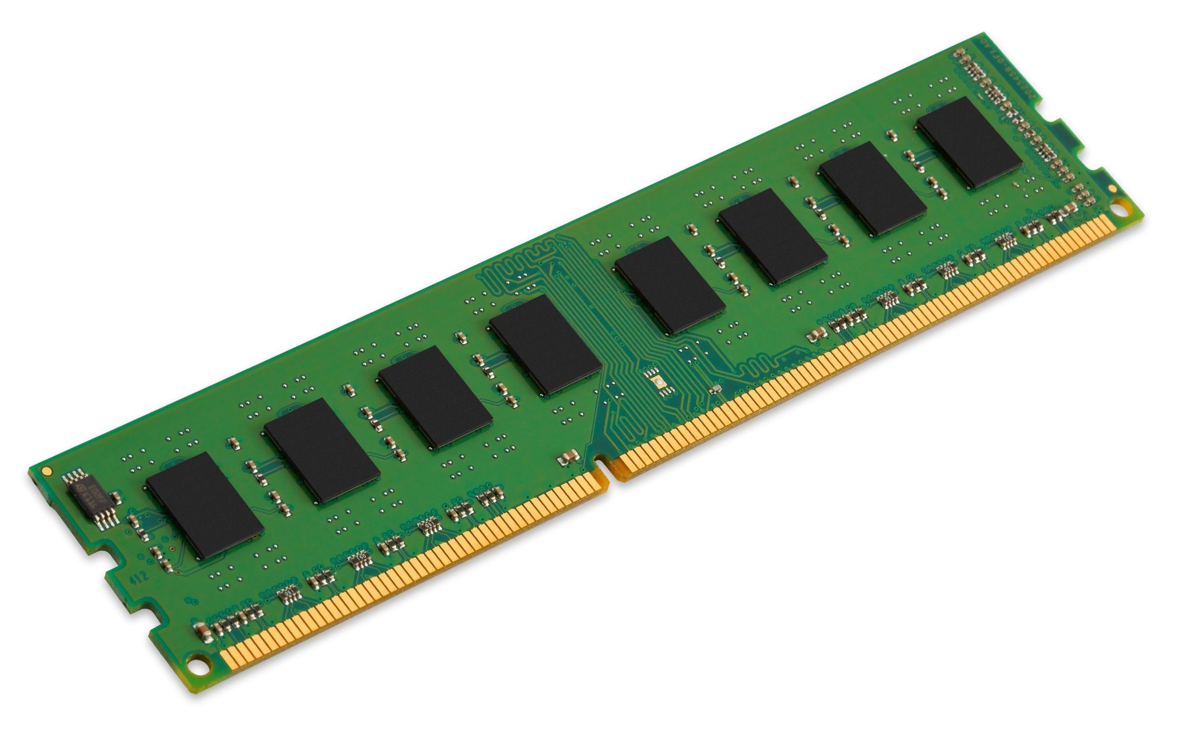 Kingston 8GB DDR3, 1600MHz, Non-ECC CL11, 2R, X8, 1.5V, Unbuffered KCP316ND8/8 - eet01