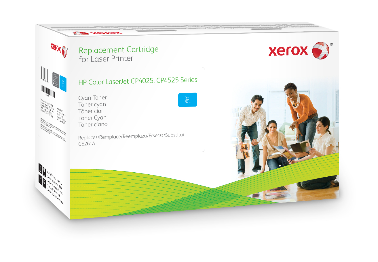 Xer106r02217   Xerox 106r02217 Cyan Toner     Replacement Cartridge                                        - UF01