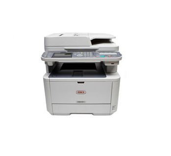 Oki 01321001 MB491dn Multifunction printer