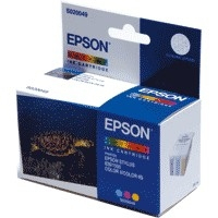 Blue Box Compatible Epson C13S02004940 (S020049) Colour Ink Cartridge SO20049 - rem01