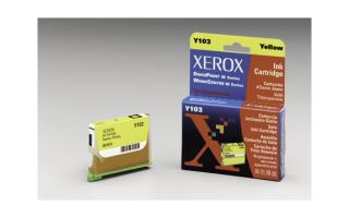 Compatible Xerox 8R7974 (Y103) Yellow Ink Cartridge 8R7974 - rem01