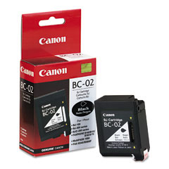 Remanufactured Canon 0881A002AA (BC02) Black Ink Cartridge BC02 - rem01