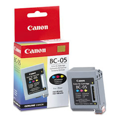 Remanufactured Canon 0885A002AA (BC05) Colour Ink Cartridge BC05 - rem01