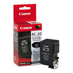 Remanufactured Canon 0895A002AA (BC20) Black Ink Cartridge BC20 - rem01