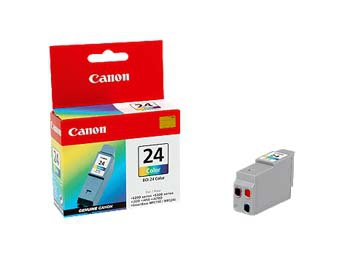 Blue Box Compatible Canon 6882A002AA (BCI24) Colour Ink Cartridge BCI24C - rem01