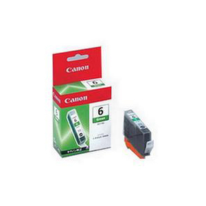 Compatible Canon 9473A002AA (BCI6) Green Ink Cartridge BCI6G - rem01