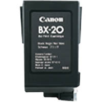 Remanufactured Canon 0896A002AA (BX20) Black Ink Cartridge BX20 - rem01